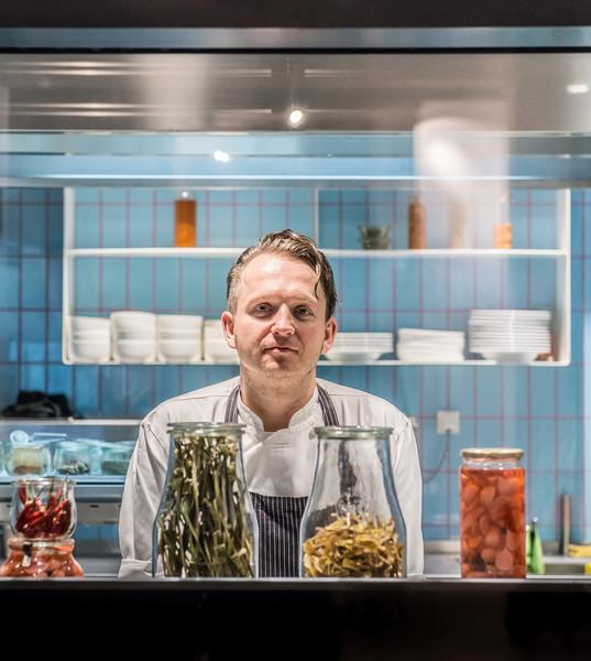 Chefkoch Alex Brosin / Fotocredits: Data Kitchen
