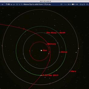 עדכון מהאסטרונום לגבי הכוכב