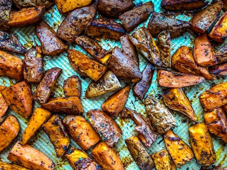 Copycat Dig Inn Roasted Sweet Potatoes
