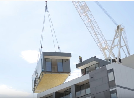 Drilling through the cost barrier of high performance buildings - Part 3: Prefab Building Components