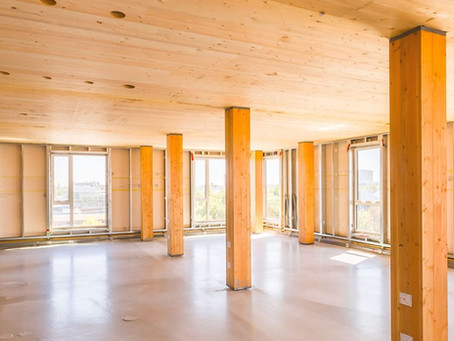 Drilling through the cost barrier of high performance buildings - Part 2: Cross Laminated Timber