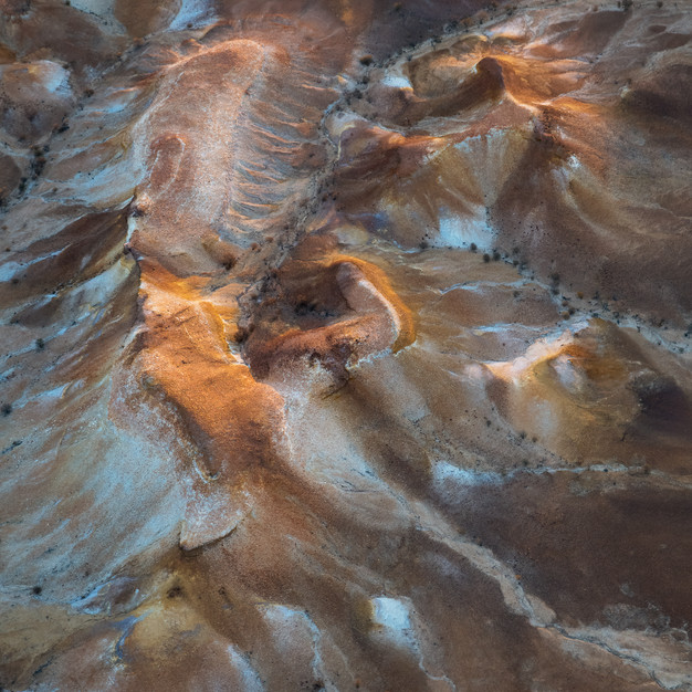 The Painted Hills 3
