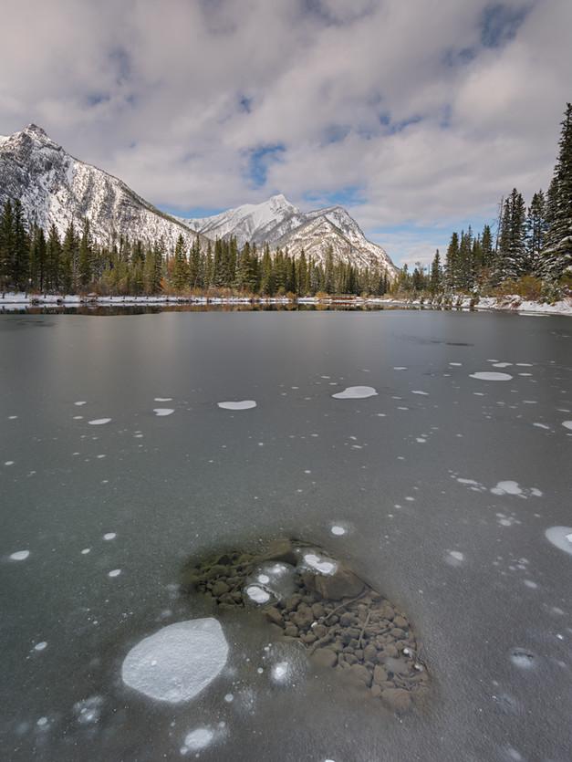 Mt Lorette Ponds