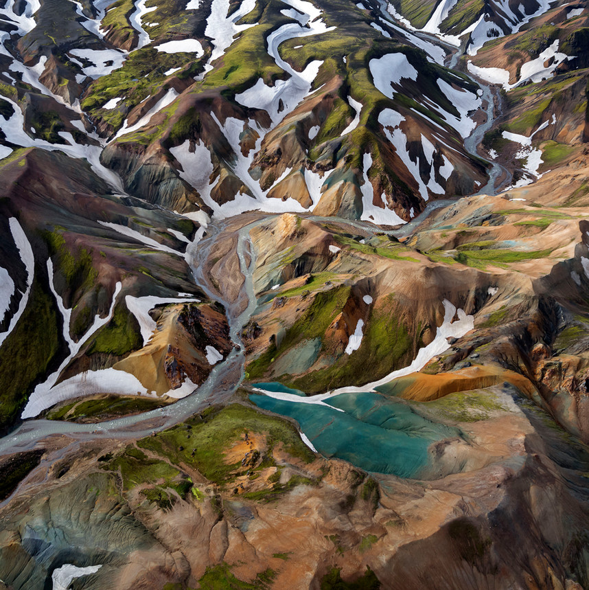 Graenhihryggur-The Green Backbone