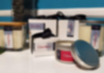 north star candle company citrus berry