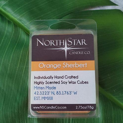 Orange Sherbert Wax Melt
