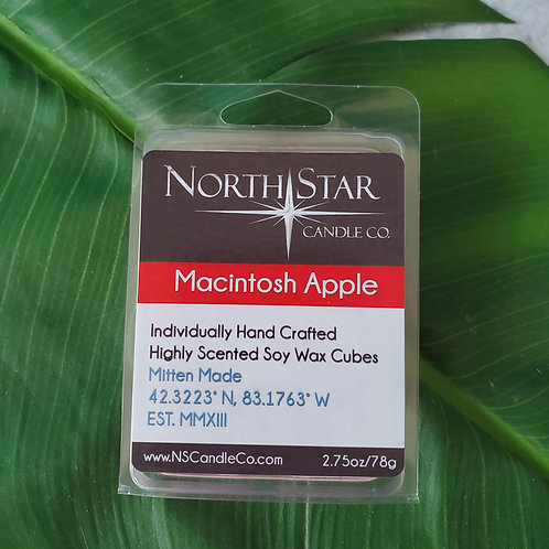 Macintosh Apple Wax Melt