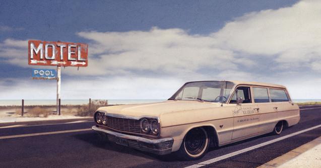 Heywoods impala
