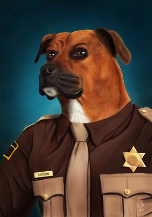 Officer Benson