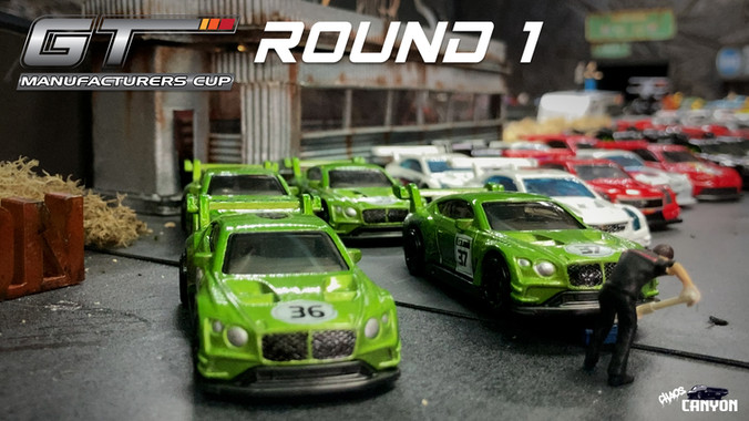 Gt Manufacturers Cup 2021