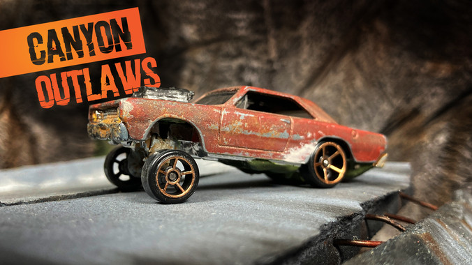 Canyon Outlaws