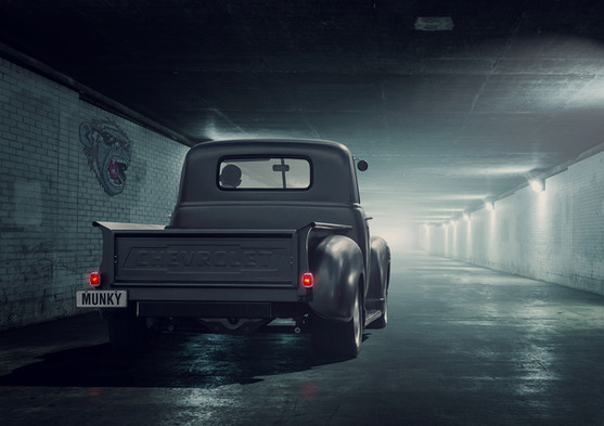 47 Chevy 3100 Truck