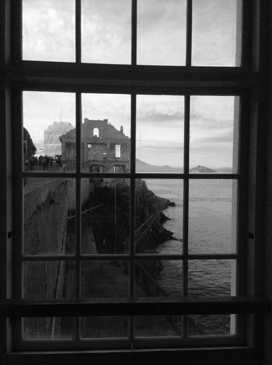 Alcatraz Sally Port