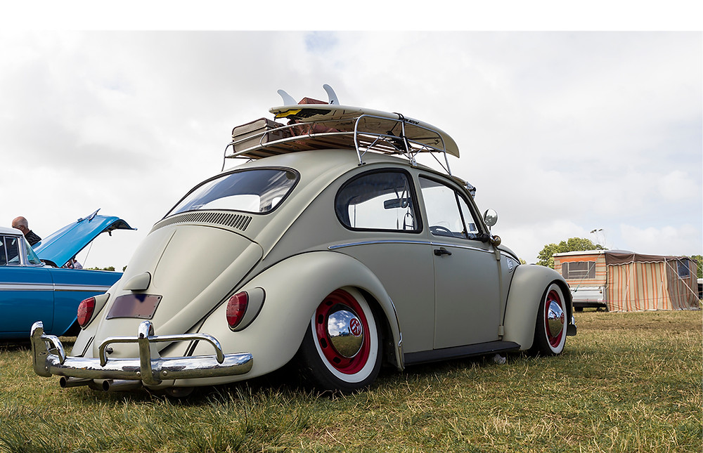 VW Surf edition photo before photoshop