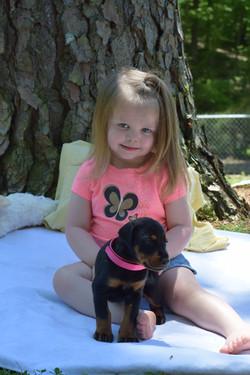 Olivia-Puppy Sales Specialist
