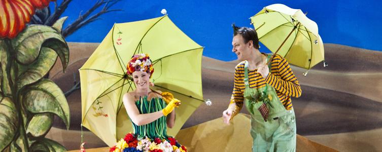 Papagena - Die Zauberflöte/ Mozart