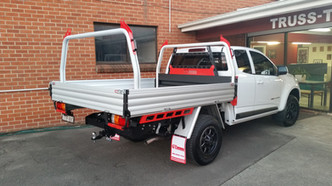 GTWORKS HOLDEN COLORADO DC GT HD UTE TRA