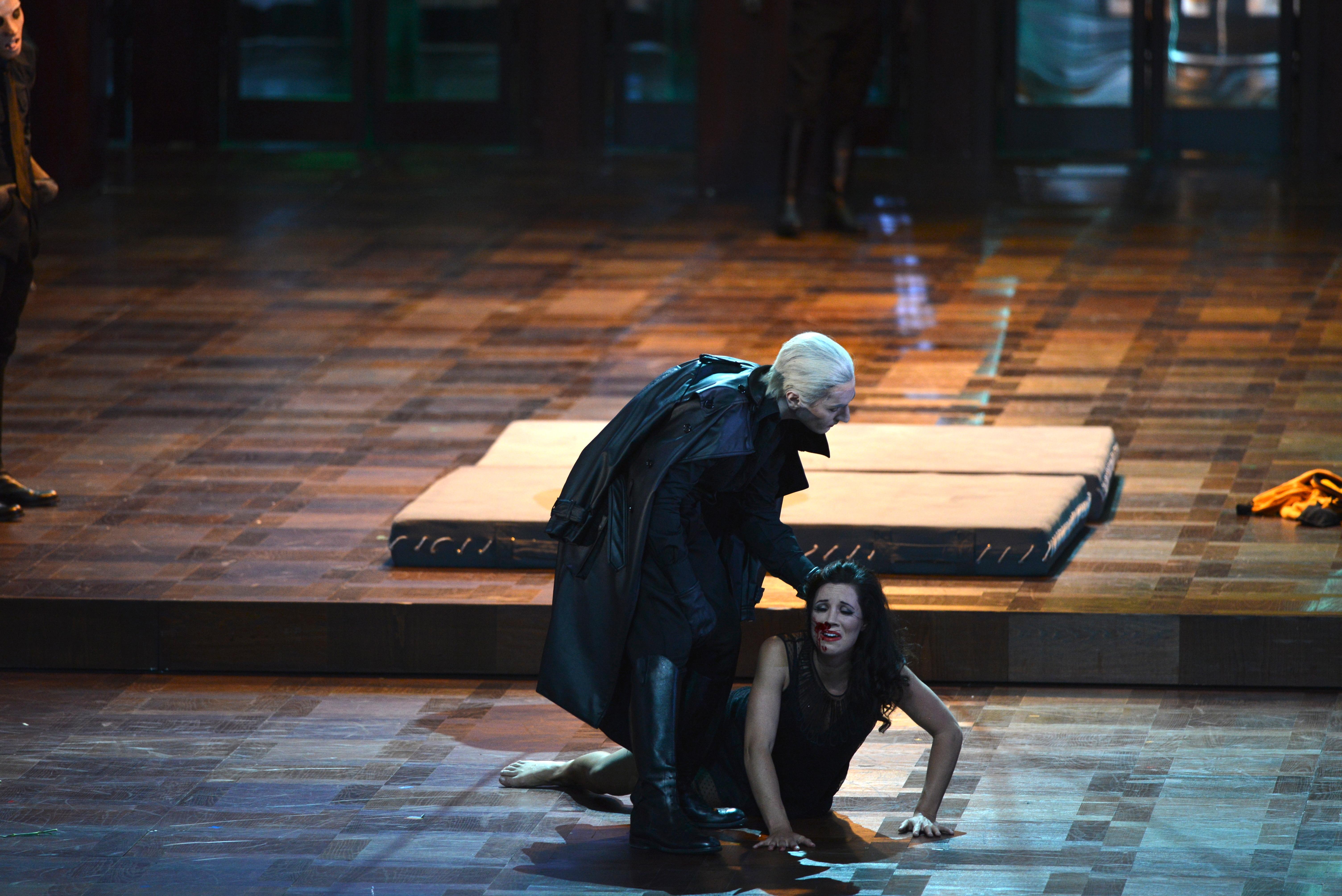 Drusilla- Poppea e Nerone/Monteverdi