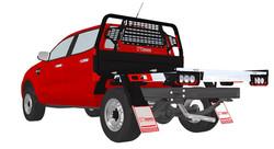 GTWORKS Traysformer GTHD2 C