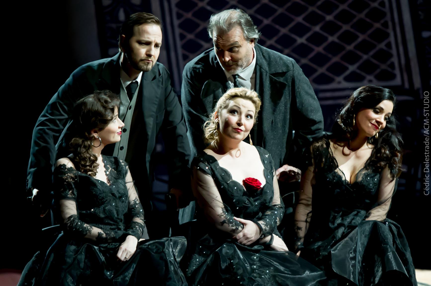 Frasquita-Carmen/Bizet