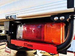 COAS0055 COAS0056 GT HD TAIL LAMP PROTEC