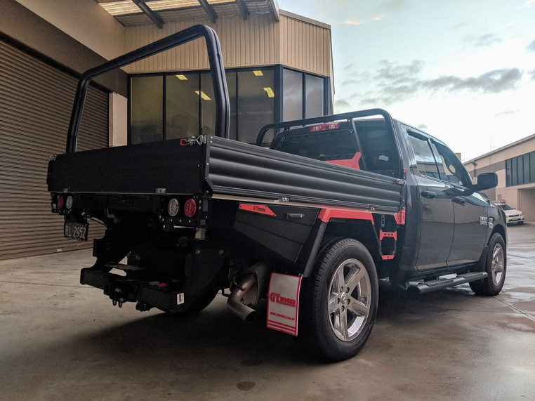 gtworks ute tray gt hd on ram 1500 a