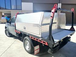 isuzu dmax gtworks tray canopy 202011111