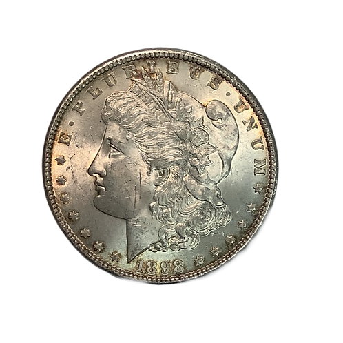 1898 Morgan Dollar UNC