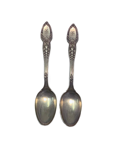 Tiffany Sterling Spoons