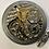Thumbnail: WW2 US NAVY HAMILTON NAVIGATION  POCKET WATCH