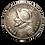Thumbnail: 1931 ONE BALBOA SILVER DOLLAR