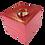 Thumbnail: 14K Ruby and Diamond Ring