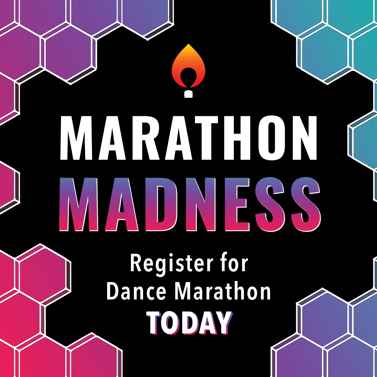 Marathon Madness Graphic