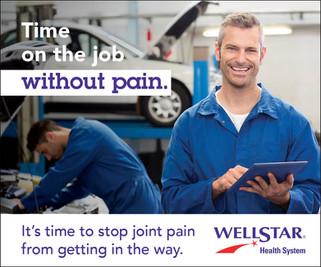 Wellstar Orthopedics Campaign