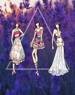 Fashion line design
