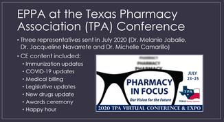 Texas Pharmacy Association TPA Confrence