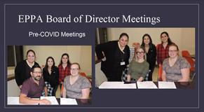 EPPA Board of Director Meetings
