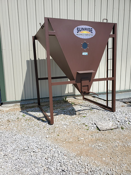 Sunrise 1.5 Ton Bulk Tank Bin