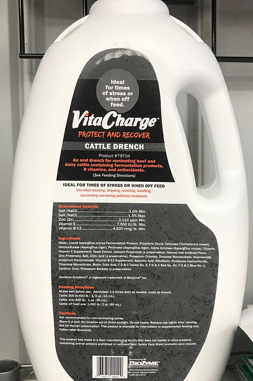 VitaCharge Cattle Drench
