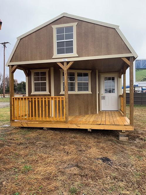 Wraparound Lofted Barn Cabin