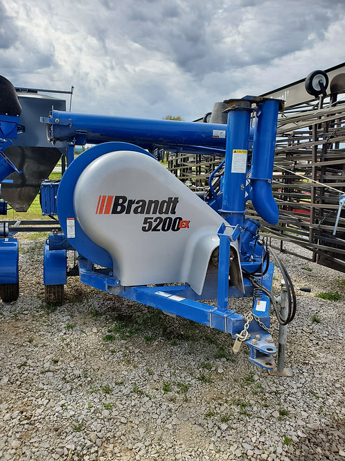Brandt 5200EX Grain Vac 2012 Model