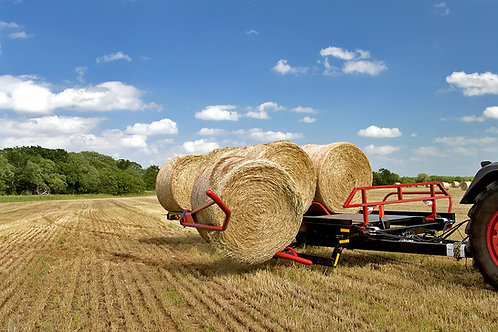 Farm King Bale Carrier