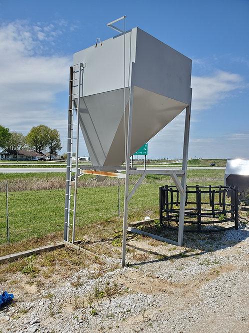 Sunrise 3.5 Ton UTV Height Bulk Tank Bin