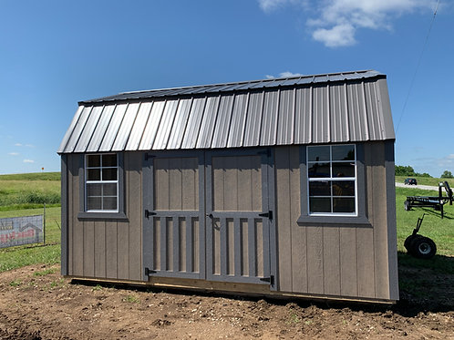 SIDE-LOFTED BARN URETHANE FINISH