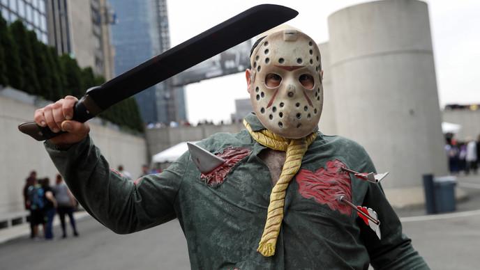 El personaje de la saga de terror 'Viernes 13' protagoniza una campaña sobre el uso de tapab