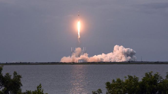 Comienza la segunda etapa del SAOCOM 1B antes de llegar a su posición orbital definitiva