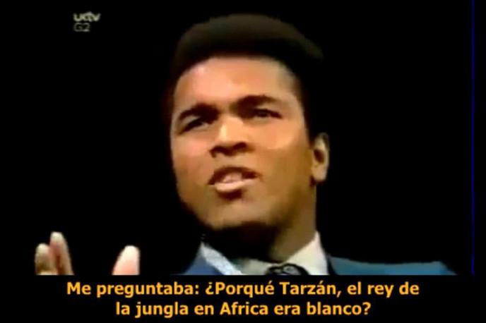 La denuncia de Mohamed Alí contra el racismo en 1971