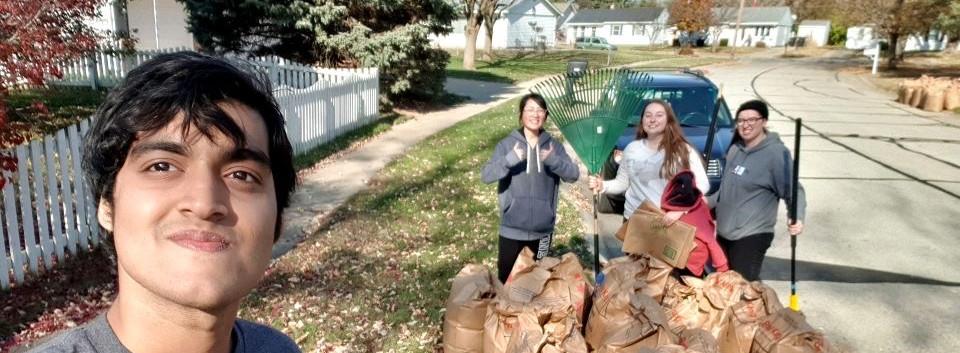 Winterization Volunteers