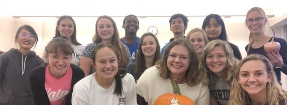 Pumpkin Painting Social