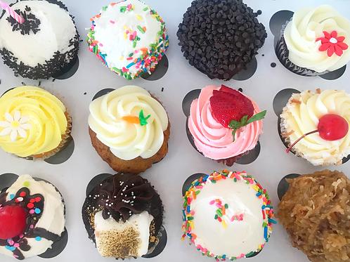 Cupcake drop!
